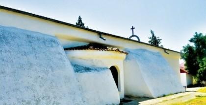 Contraforti Biserica Ingropata Istria