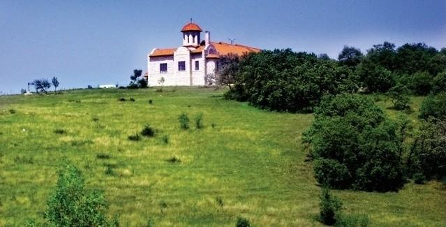 Manastirea si Pestera Sfantul Ioan Casian, Dobrogea