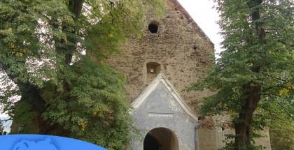Biserica fortificata din Rosia, Sibiu