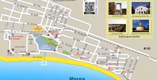 Harta Costinesti