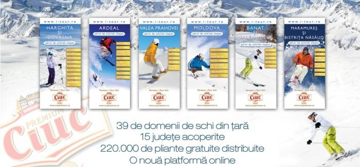 Lansare i-Tour Schi Ciuc Premium 2013 la Brasov
