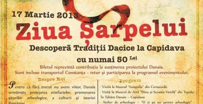 Ziua Sarpelui 2013