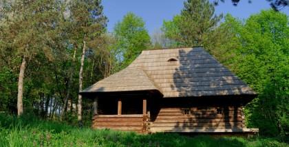 Casa Dorna Candreni, Muzeul Satului Bucovinean