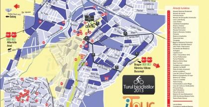 Sibiu Turul Biciclistilor 2013