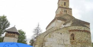 Biserica Sf. Nicolae, Densus, Hunedoara