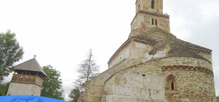 """Biserica """"Sfantul Nicolae"""" din Densuș"""