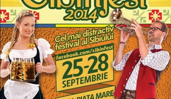 CibinFEST se pregătește să anime Piața Mare, 25—28 septembrie