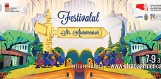 Festivalul Strada Armeneasca editia a III-a / 7-9 august