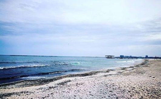Harta Mamaia, plaja si alte atractii turistice