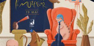 O nouă ediție Noaptea Muzeelor – 19 mai 2018