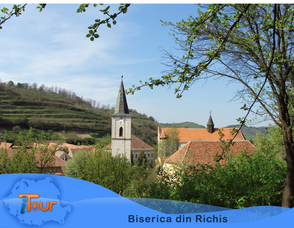 Biserica din Richis