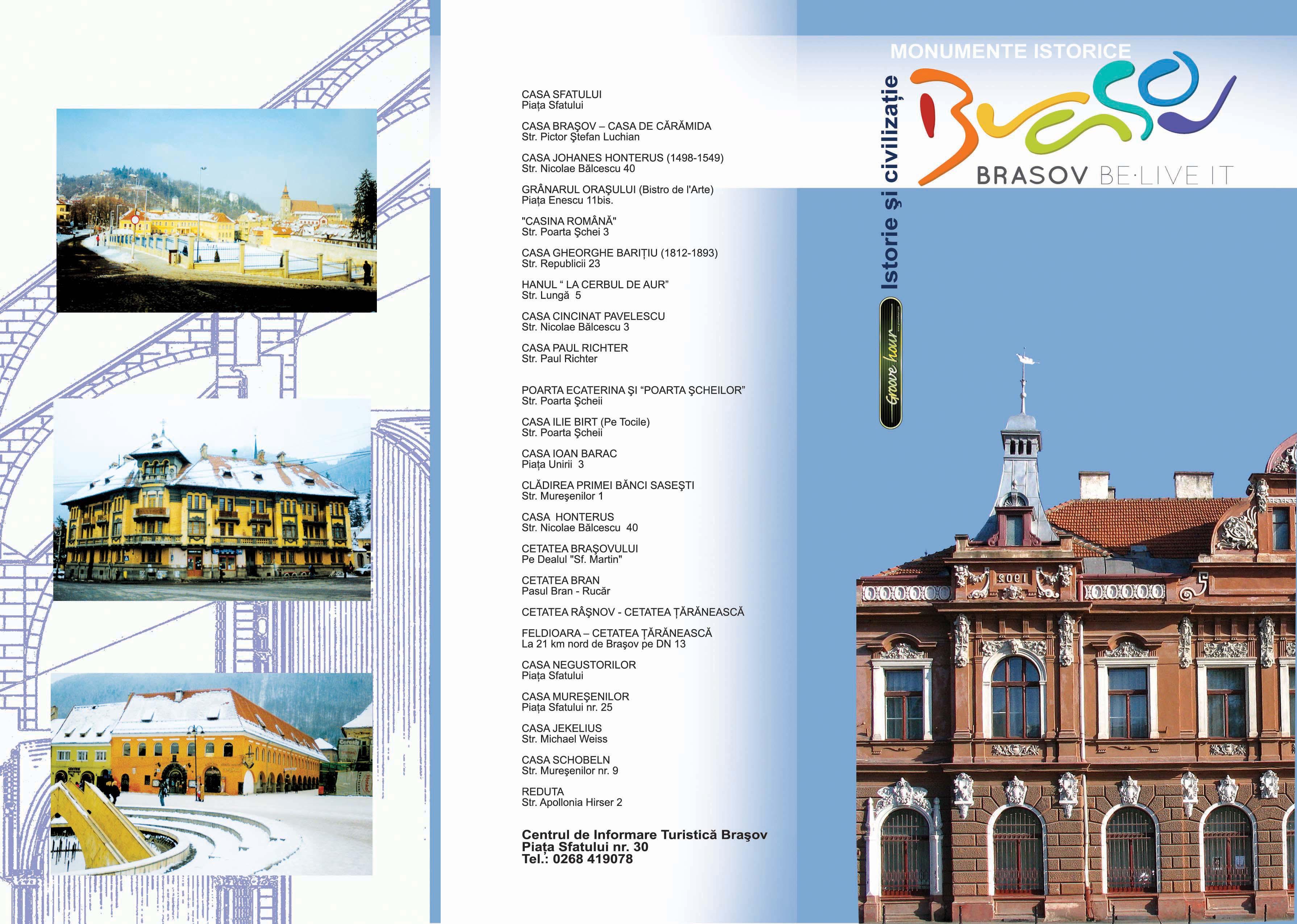 Monumente Istorice Brasov