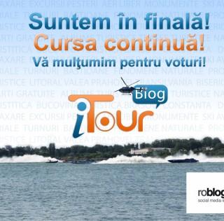 i-Tour Blog finala Roblogfest 2011