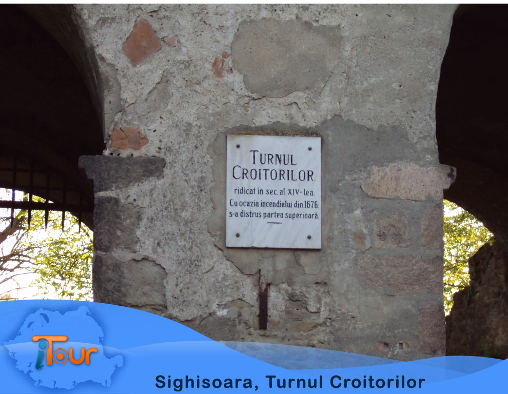 Sighisoara, Turnul Croitorilor