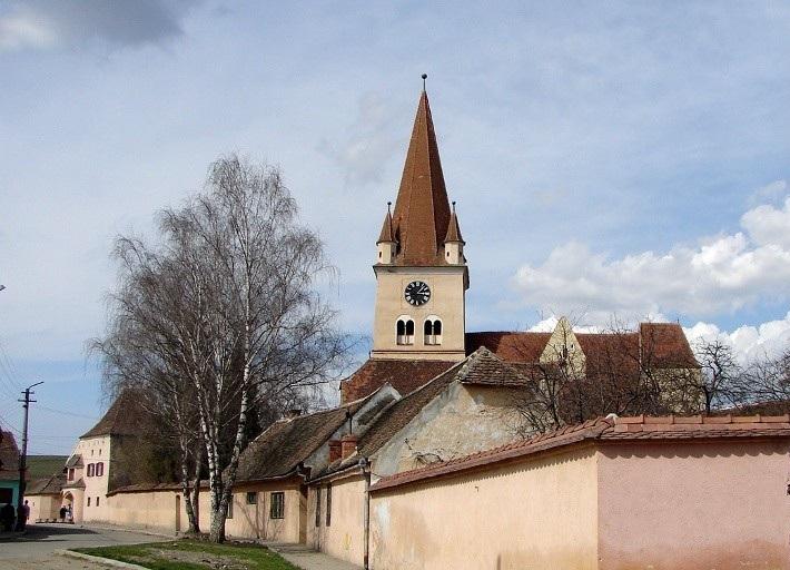 Biserica Evanghelica din Cisnadie