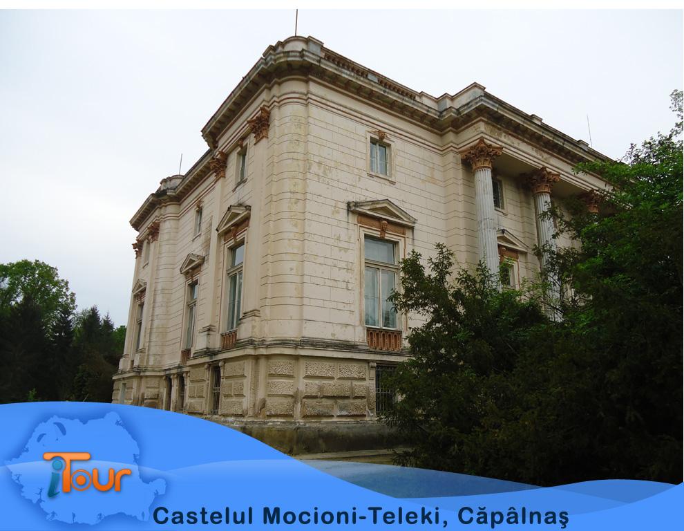 Castelul Mocioni-Teleki, Capalnas