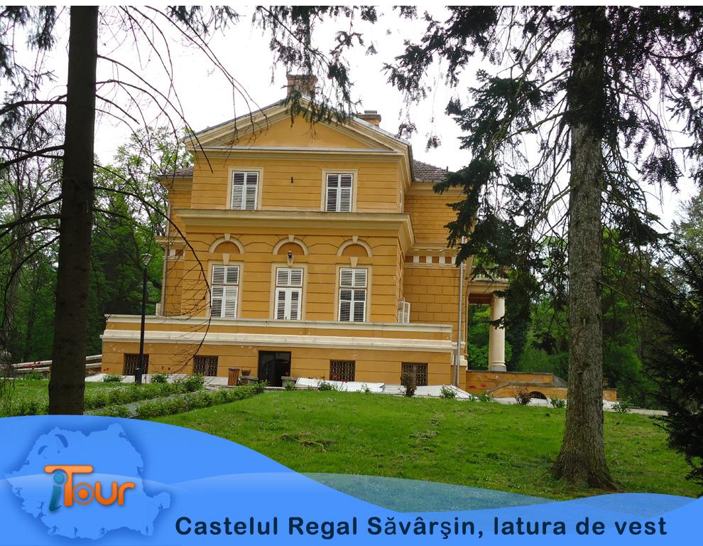 Castelul Regal Săvârşin