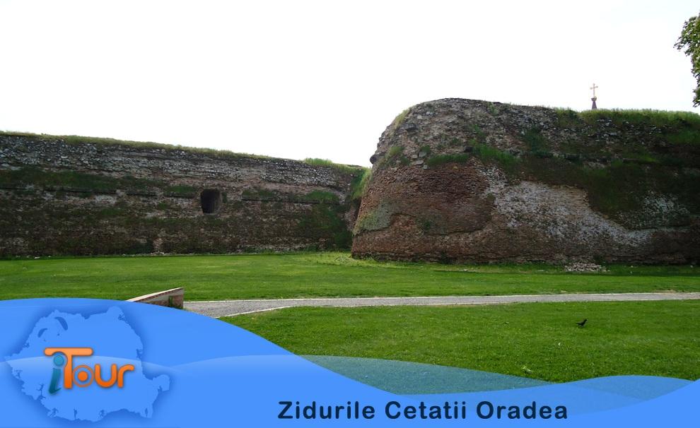 Zidurile Cetatii Oradea