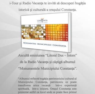 Afis Concurs Radio Vacanta i-Tour