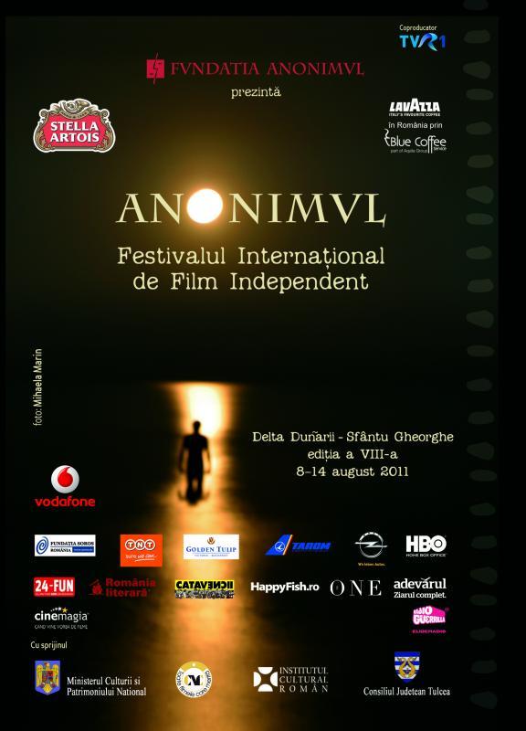 Festivalul Anonimul 2011