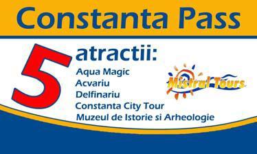 Constanta City Pass