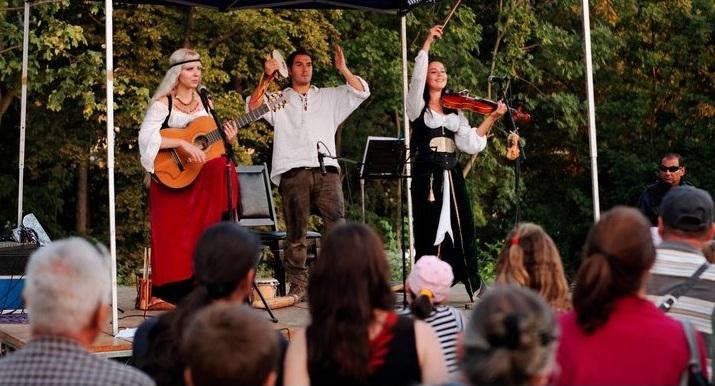 No'Mads concert medieval