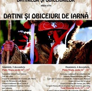Festivalul datinilor si obiceiuriilor Astra Sibiu