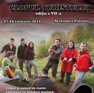 Clopul Turistului 2012