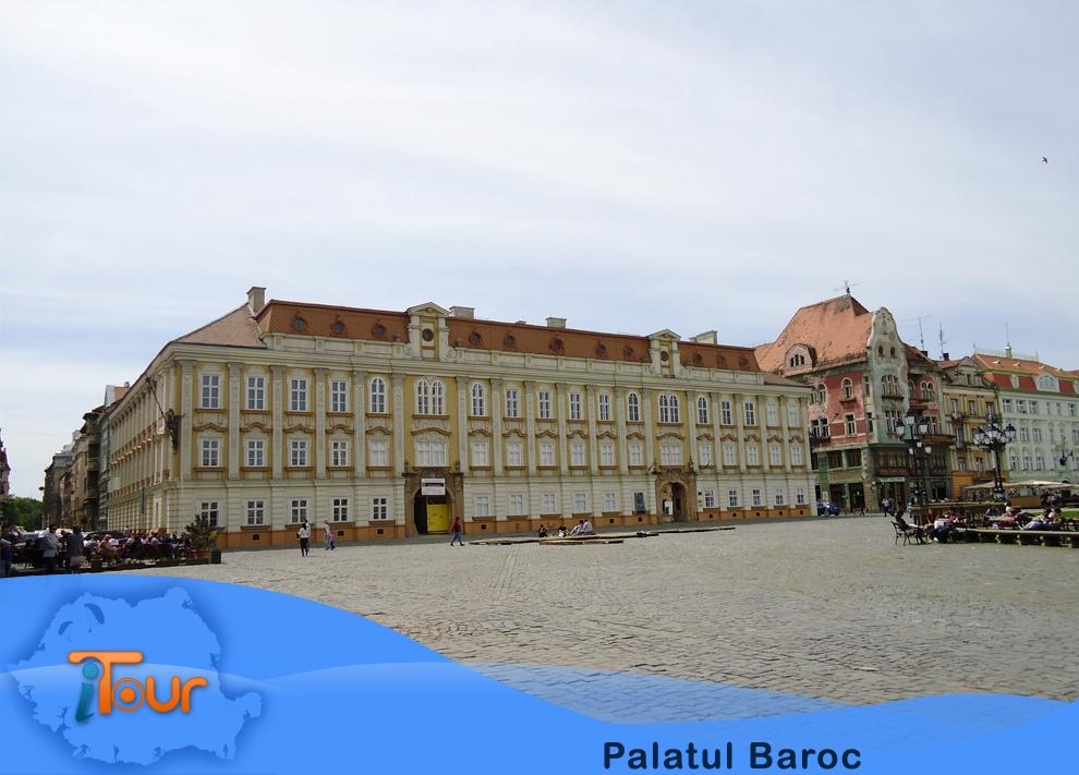 Palatul Baroc Timisoara