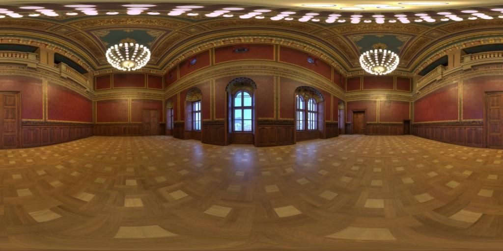 Sala Baroca Panorama