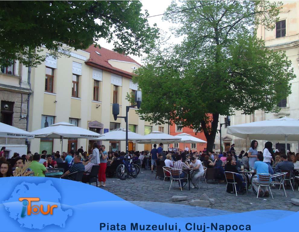 Piata Muzeului, Cluj-Napoca