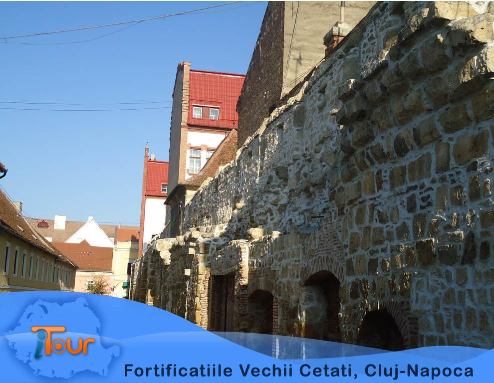 Fortificatiile Vechii Cetati, Cluj-Napoca