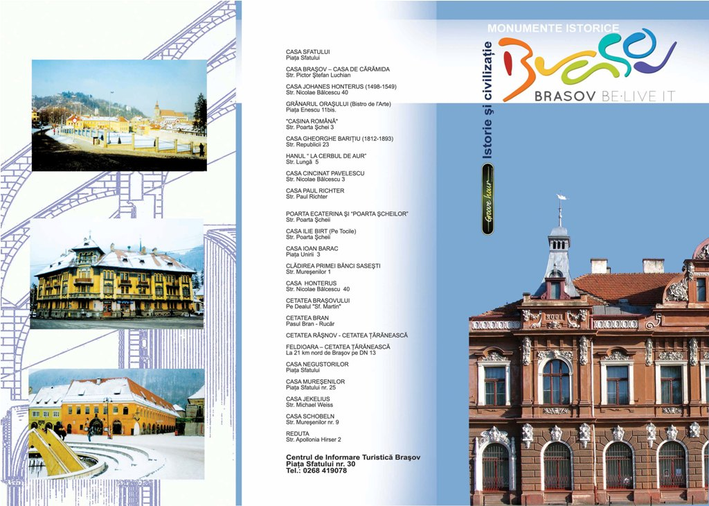 Brasov Monumente istorice