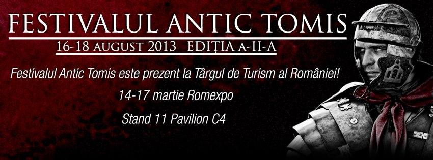 Festivalul Antic Tomis 2013